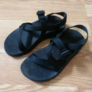 Black Chaco Sandals